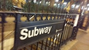 Bryant Park Subway