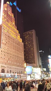 Paramount Hotel, Times Square